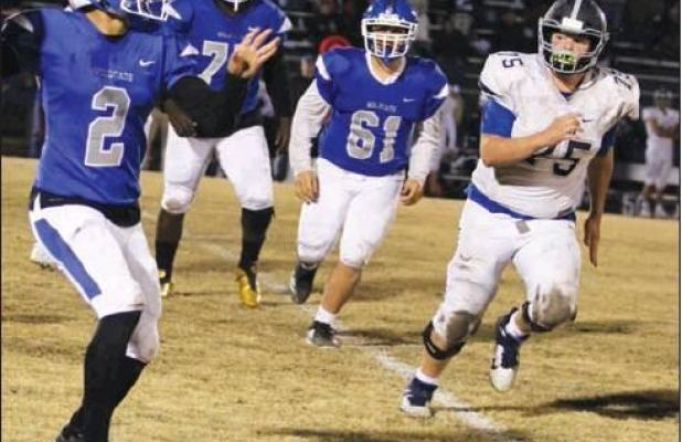 Wildcats claw way into Second Round of playoffs