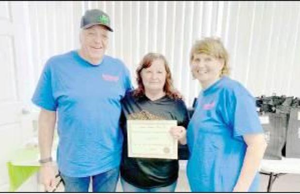Long-term employees recognized for service