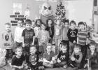 Marshall Elementary enjoys the holiday spirit