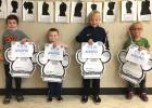 Marshall's PAW Awards & AR winners